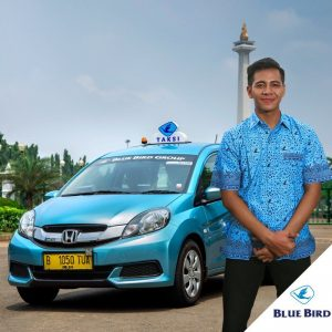 Transportation in Bali - BlueBird Taxis